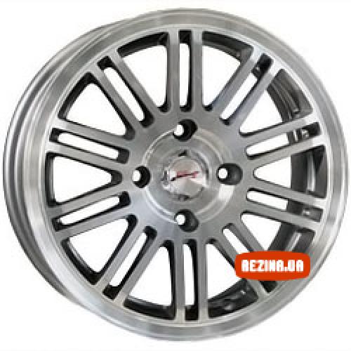 Купить диски RS Wheels 104 R15 4x100 j6.5 ET38 DIA69.1 MG