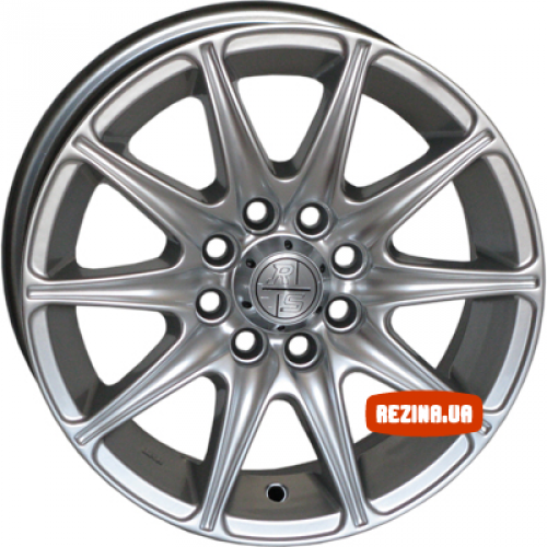 Купить диски RS Wheels 107z R15 4x114.3 j6.5 ET38 DIA69.1 HS