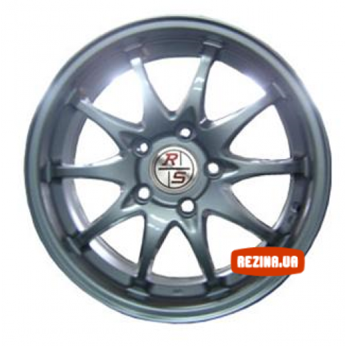 Купить диски RS Wheels 138 R15 5x114.3 j6.5 ET40 DIA69.1 MLHB