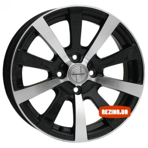 Купить диски RS Wheels 142 R15 4x98 j6.5 ET38 DIA69.1 MB