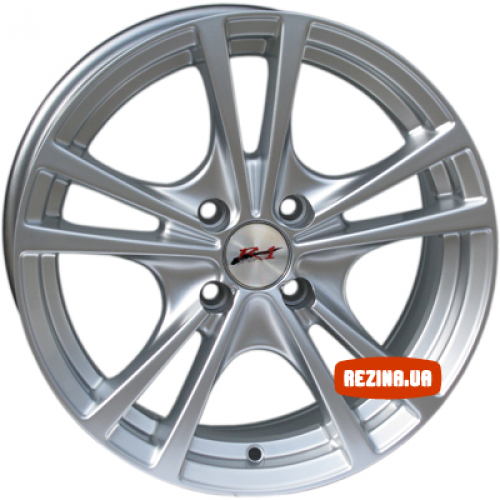 Купить диски RS Wheels 172 R15 4x100 j6.5 ET38 DIA69.1 HS