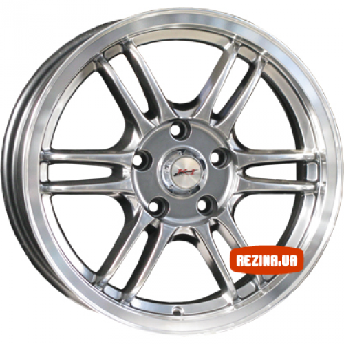 Купить диски RS Wheels 194 R15 4x98 j6.5 ET40 DIA58.6 MLHS