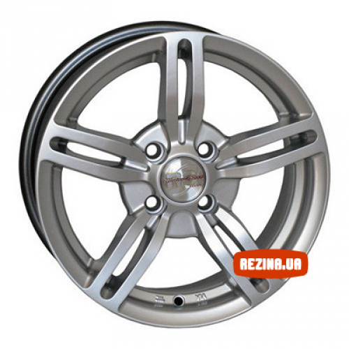 Купить диски RS Wheels 195f R13 4x100 j5.5 ET38 DIA56.6 HS
