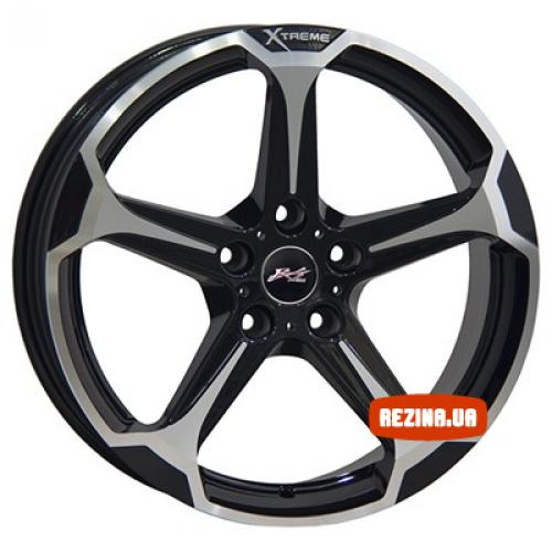 Купить диски RS Wheels 228d R18 5x120 j8.0 ET35 DIA73.1 MB