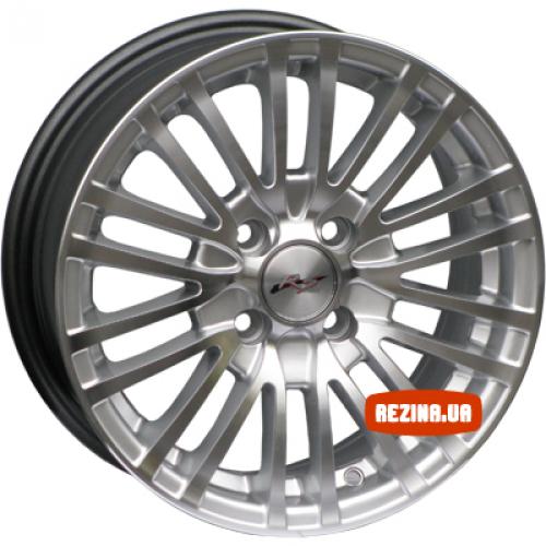 Купить диски RS Wheels 238 R16 4x108 j7.0 ET25 DIA65.1 HS