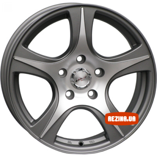 Купить диски RS Wheels 247 R16 5x114.3 j7.0 ET38 DIA67.1 MCG