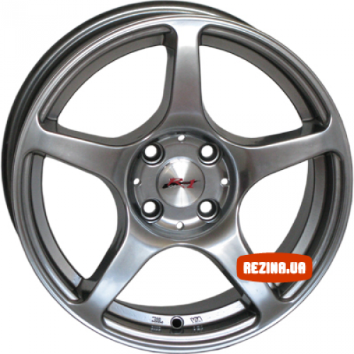 Купить диски RS Wheels 280 R14 4x108 j6.0 ET18 DIA65.1 HS
