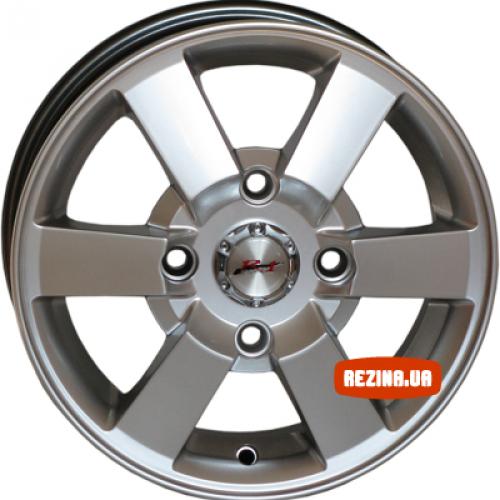 Купить диски RS Wheels 501 R13 4x114.3 j4.5 ET44 DIA69.1 HS
