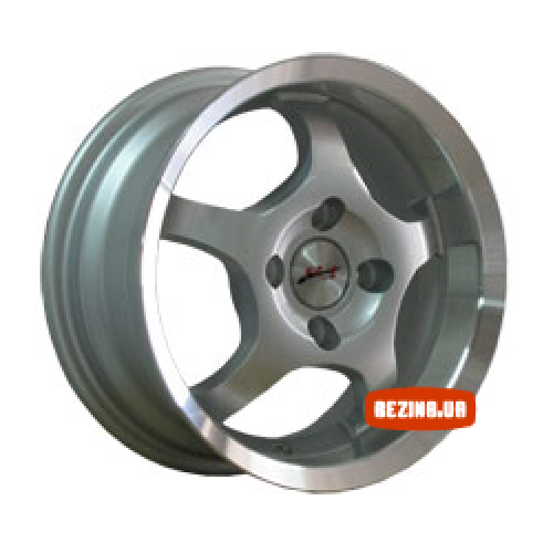 Купить диски RS Wheels 5027 R13 4x100 j6.0 ET38 DIA73.1 MLS