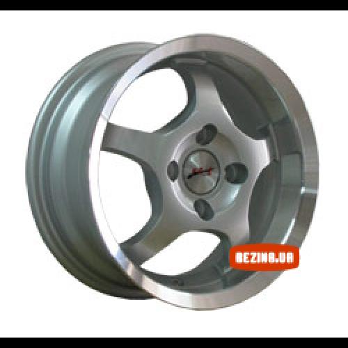 Купить диски RS Wheels 5027 R13 4x100 j6.0 ET38 DIA73.1 MLS