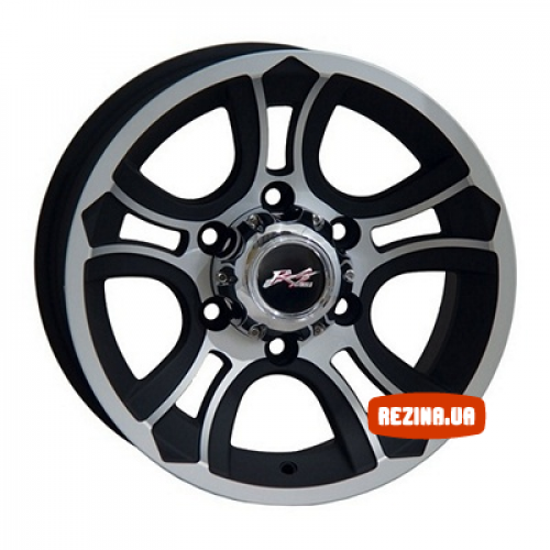 Купить диски RS Wheels 5046d R15 6x139.7 j8.0 ET15 DIA110 MCB