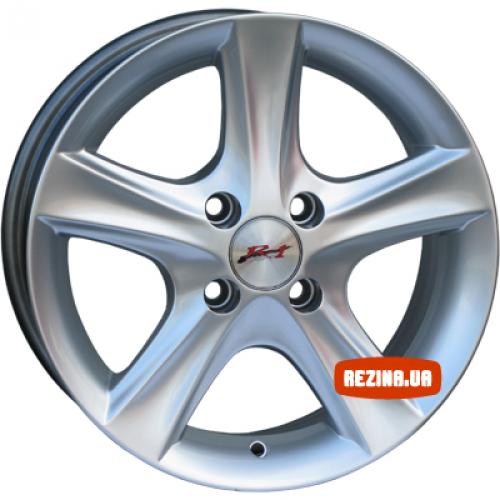 Купить диски RS Wheels 506J R14 4x98 j6.0 ET35 DIA58.6 HS