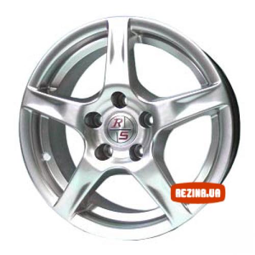 Купить диски RS Wheels 510 R14 5x100 j6.0 ET30 DIA57.1 HS