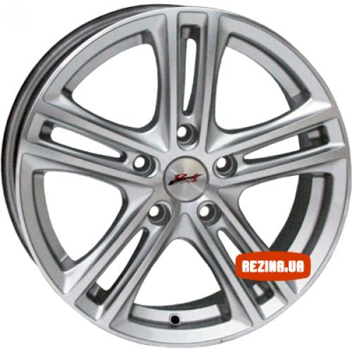 Купить диски RS Wheels 5163TL R13 4x98 j5.5 ET35 DIA58.6 MHS