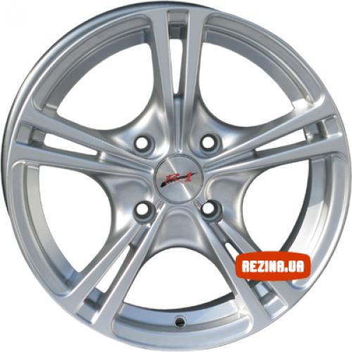 Купить диски RS Wheels 5164TL R13 4x100 j5.5 ET35 DIA56.6 MHS