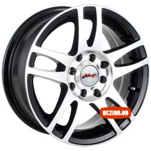Купить диски RS Wheels 5167TL R14 4x100 j6.0 ET38 DIA69.1 HS