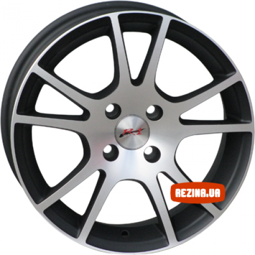 Купить диски RS Wheels 5172TL R15 4x100 j6.5 ET35 DIA69.1 MCB