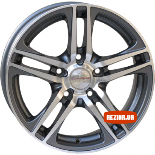 Купить диски RS Wheels 5194TL R13 4x100 j5.5 ET35 DIA56.6 MG