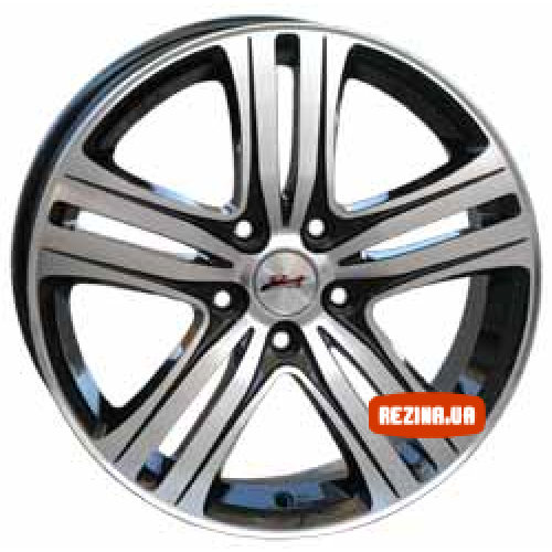 Купить диски RS Wheels 5199TL R18 5x114.3 j7.5 ET48 DIA67.1 MCB