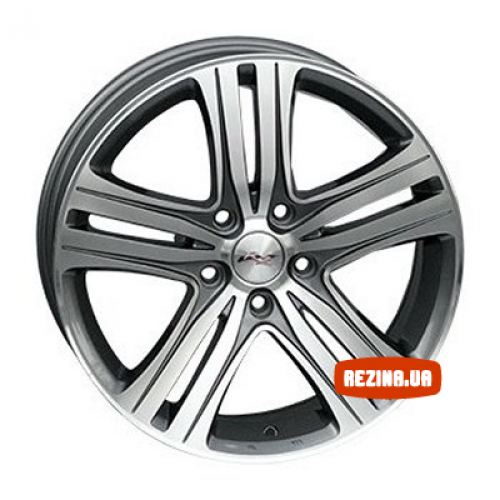 Купить диски RS Wheels 5199TL R17 5x100 j7.0 ET45 DIA56.1 MG