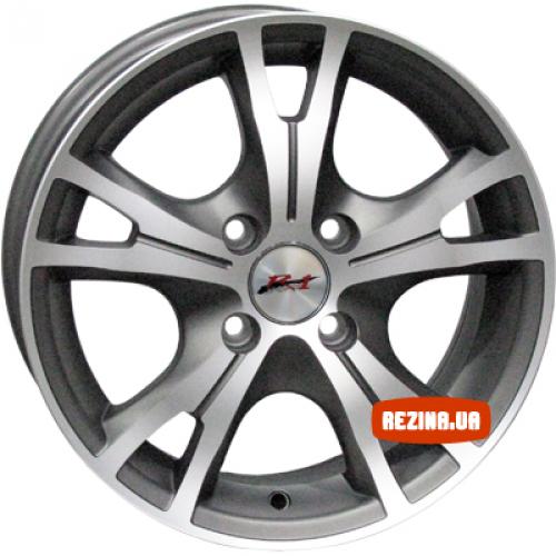 Купить диски RS Wheels 521J R14 4x100 j6.0 ET35 DIA67.1 MG