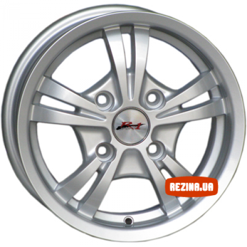 Купить диски RS Wheels 522D R13 4x100 j5.5 ET35 DIA67.1 MHS