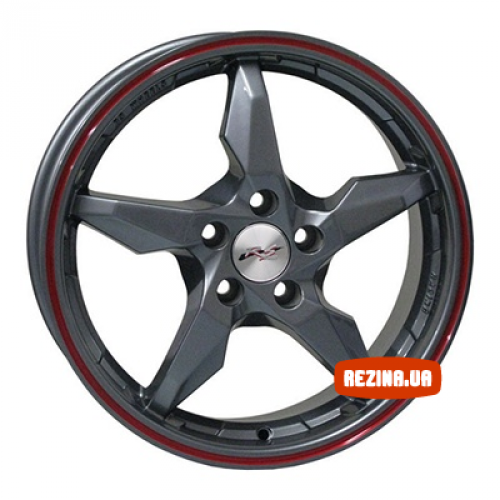 Купить диски RS Wheels 5240TL R15 5x100 j6.5 ET38 DIA69.1 G/RL