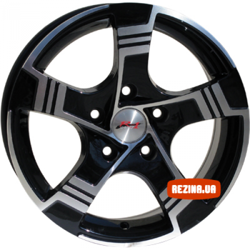Купить диски RS Wheels 5242TL R15 4x114.3 j6.5 ET45 DIA67.1 MB