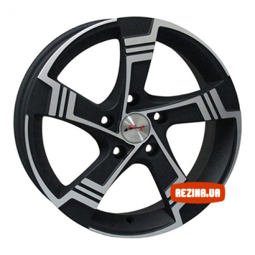 Купить диски RS Wheels 5242TL R15 4x100 j6.5 ET38 DIA69.1 MCB