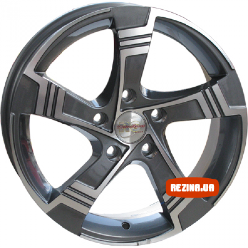 Купить диски RS Wheels 5242TL R14 4x100 j6.0 ET38 DIA69.1 MCG