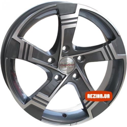 Купить диски RS Wheels 5242TL R14 4x100 j6.0 ET38 DIA69.1 MCG