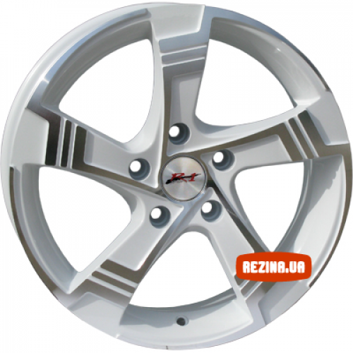 Купить диски RS Wheels 5242TL R15 4x100 j6.5 ET38 DIA67.1 MW