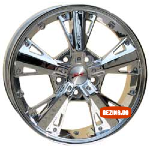 Купить диски RS Wheels 5244TL R16 5x114.3 j6.5 ET40 DIA67.1 Chrome
