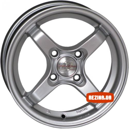 Купить диски RS Wheels 525BY R13 4x100 j5.5 ET35 DIA56.6 HS