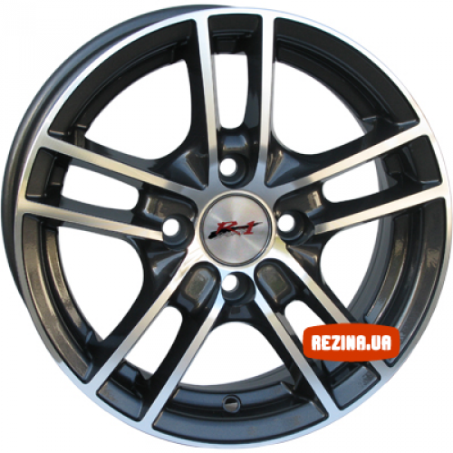 Купить диски RS Wheels 528 R13 4x100 j5.5 ET35 DIA56.6 HS