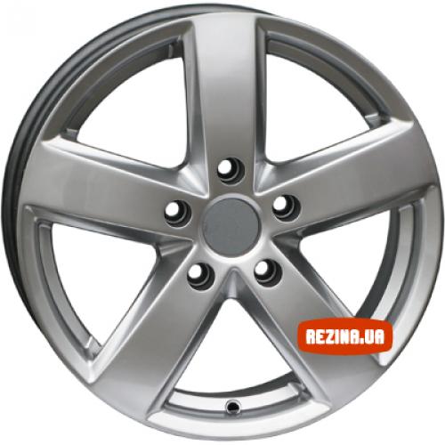 Купить диски RS Wheels 5327TL R15 5x130 j6.5 ET50 DIA84.1 silver
