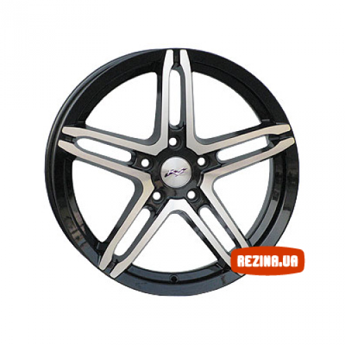 Купить диски RS Wheels 5338TL R16 5x108 j6.5 ET45 DIA63.4 MB
