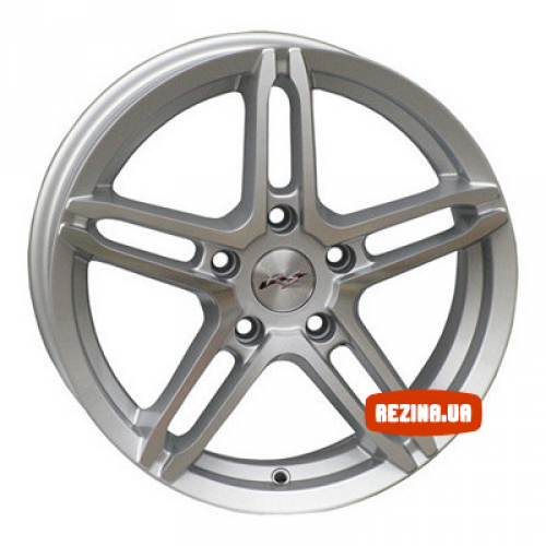 Купить диски RS Wheels 5338TL R16 5x114.3 j6.5 ET45 DIA67.1 MS