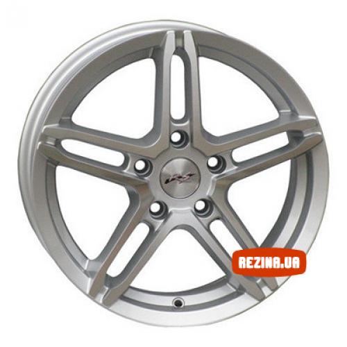 Купить диски RS Wheels 5338TL R16 5x114.3 j6.5 ET45 DIA67.1 MS