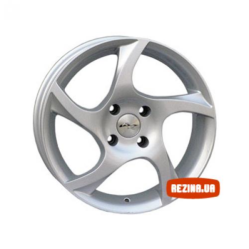 Купить диски RS Wheels 5339TL R15 4x108 j6.0 ET25 DIA65.1 silver
