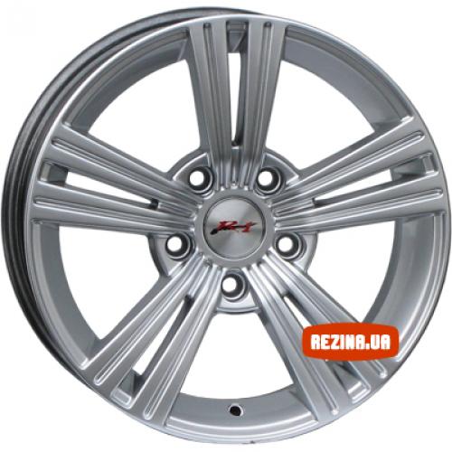 Купить диски RS Wheels 555J R15 5x114.3 j6.5 ET35 DIA67.1 HS