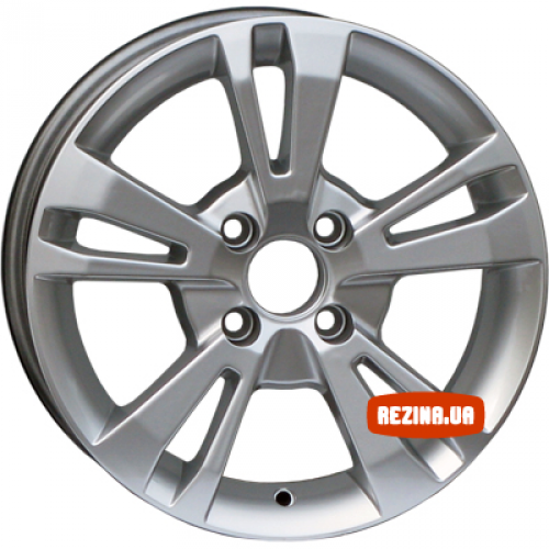 Купить диски RS Wheels 558J R14 4x98 j6.0 ET35 DIA58.6 HS