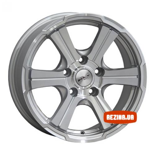 Купить диски RS Wheels 6023d R16 5x120 j7.0 ET40 DIA65.1 MS