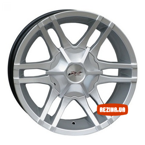 Купить диски RS Wheels 6096 R17 6x139.7 j8.0 ET25 DIA106.1 HS