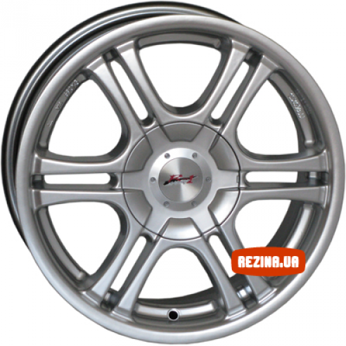 Купить диски RS Wheels 616 R14 4x100 j6.0 ET38 DIA69.1 HS