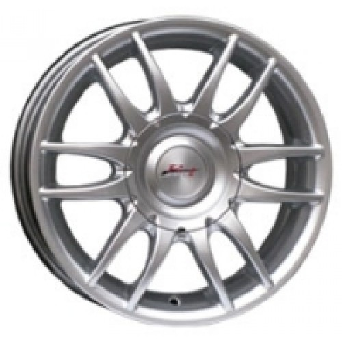 Купить диски RS Wheels 619 R17 5x114.3 j7.0 ET48 DIA73.1 silver