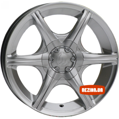 Купить диски RS Wheels 629 R15 4x100 j6.5 ET35 DIA73.1 MG