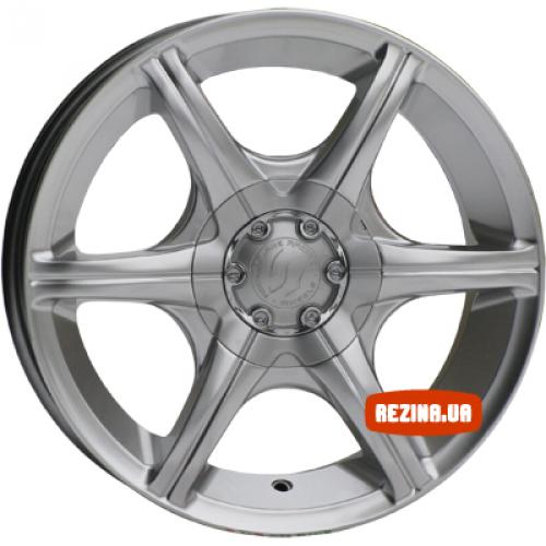 Купить диски RS Wheels 629 R15 4x100 j6.5 ET35 DIA73.1 MG