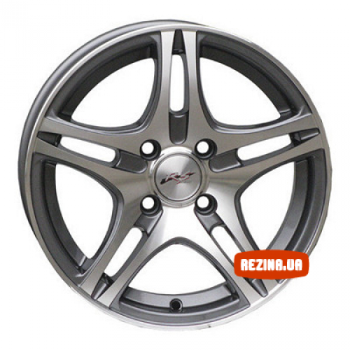 Купить диски RS Wheels 6306 R14 4x100 j6.0 ET35 DIA67.1 MG