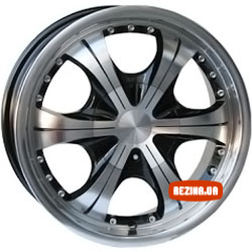 Купить диски RS Wheels 632d R14 4x100 j6.0 ET38 DIA73.1 MB